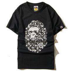 ape 半袖Tシャツ XL 黒 エイプbigmonkey a bathing ape
