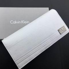 Calvin Klein 長財布 新品・未使用