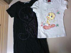 セシル Tシャツ 2枚セット