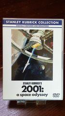 美品DVD!!2001年宇宙の旅/購入時付属品あり