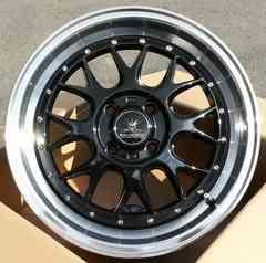 16インチ【タイヤ付】新品アルミホイール4本セット、軽自動車