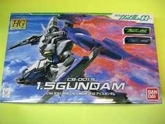 1/144 HG00-63 CB-001.5 1.5(アイズ)ガンダム 機動戦士ガンダム00I 00P