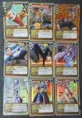 ワンピースカードゲームキラカード9枚詰め合わせ福袋