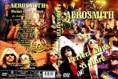 エアロスミス LIVE &CLIP集 AEROSMITH