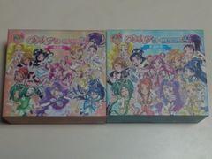[CD+DVD] プリキュアボーカルCDBOX1&2 光の章&希望の章[限]
