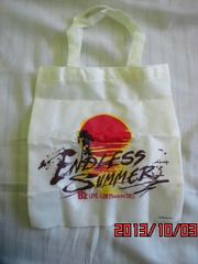 B'zLIVE ENDLESS SUMMER XXV ミニトートバッグ