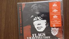 T.M.Revolution「FLAGS」初回DVD付/新品/西川