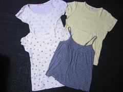 ユニクロなどTシャツまとめ売り 4枚セット