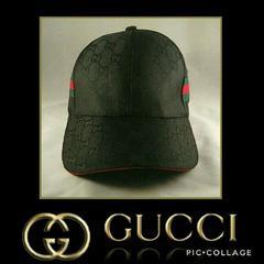 グッチ GGロゴキャップ GUCCI 帽子 再出品