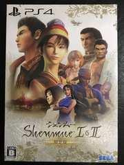 シェンムー�T&�U 限定版 新品未開封 PS4