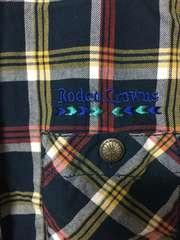 ロデオクラウンズ チェックシャツ