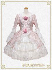 (送料込ほぼ新品)icing princessドレス ボンネットセット BABY