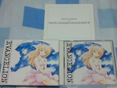 CD エヴァンゲリオン オリジナルサウンドトラック3 初回版