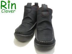 ★Rin Cloverリンクローバカジュアルショートブーツ23cm★