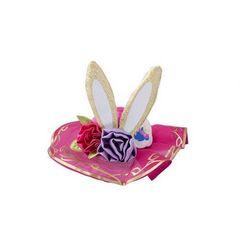 ディズニー ファッショナブル イースター TDS ウサ耳 パッチン 髪飾 ボンネット ミニー 帽子