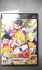 PS2・プレイステーション2『ドラゴンボールZ スパーキング メテオ』