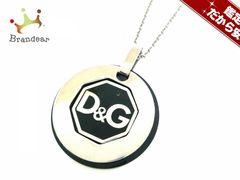 ディーアンドジー ネックレス 金属素材×プラスチック D&G