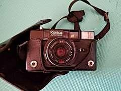 Konica★コニカ★C35 AF2★カメラ★ケース付き