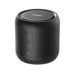 コンパクト Bluetoothスピーカー15時間連続再生黒