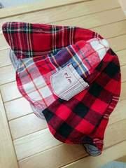 ラス1sale新品★ラグマート★チューリップハット・帽子★54cm