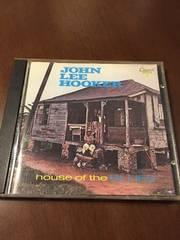 《中古CD》JOHN LEE HOOKER/HOUSE OF THE BLUES