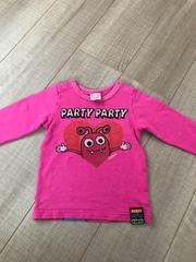 PARTYPARTY80長袖トップス ロンT
