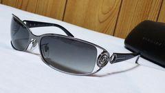 正規良レア Gackt着 ブルガリ アストラーレサングラス黒×チェルキメタル ガクト同型同色