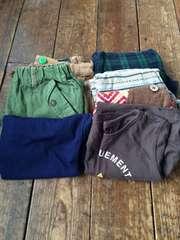 女の子 夏物新品5枚、使用品1枚 size100〜120