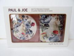 新品・即決 ポール&ジョー マット プレストパウダー#001