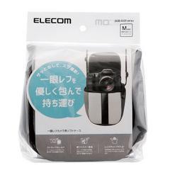 エレコム ELECOM 一眼 カメラ用ソフトケース DGB-S020 Mサイズ