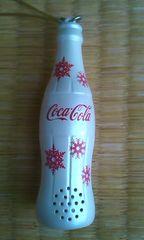 コカ・コーラのストラップ型ジングルベル レア オーナメントに