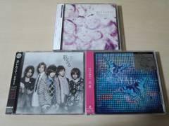 彩冷える -ayabie- CDS3枚セット★「MELTAWAY,会いたくて,流星」