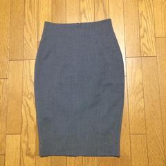 H&Mスカート 細かい柄 36サイズ