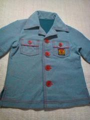 ●BACK ALLEY● 半袖ジャケット 110