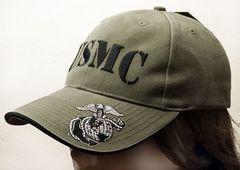 ミリタリー キャップ ROTHCO US MARINE 公認 USMC ロゴ