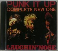 (CD)LAUGHIN' NOSE/ラフィンノーズ☆PUNK IT UP★即決アリ♪