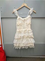 LIZ LISA☆段々スカートキャミワンピ