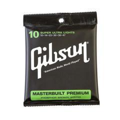 Gibson アコースティックギター弦 SAG-MB10 ギブソン