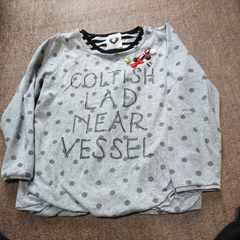 女の子用.長袖Tシャツ140�p