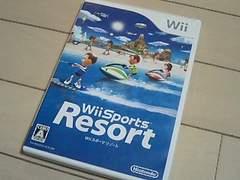 送料込み・Wii・スポーツリゾート