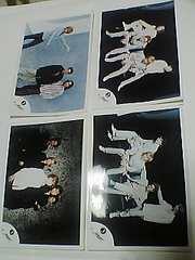 送料込みMAジャニーズショップ公式生写真(2001)4枚
