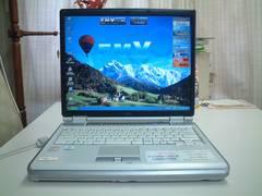 すぐ使える XP 15型 DVDコンポ  NB50K 1.2G快適 綺麗