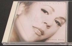 MUSIC BOX マライア・キャリー  CD