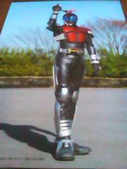 仮面ライダーライダーのプロマイド