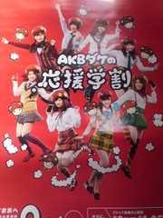 AKB48チラシ