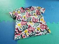 BABYDOLL☆カラフル王冠Tシャツ☆ベビードール 美品