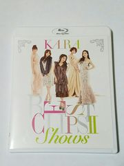 【BD】BEST CLIPS �U & Shows / KARA 初回盤