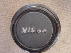 NikonFマウント『Nikkor 50mm/F1.8』Ai専用薄型レンズ