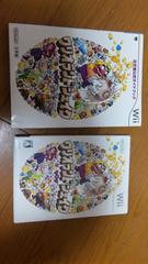Wii☆ワリオランドシェイク☆攻略本付き