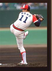 野茂英雄 平成26年野球殿堂入り直筆サインボール